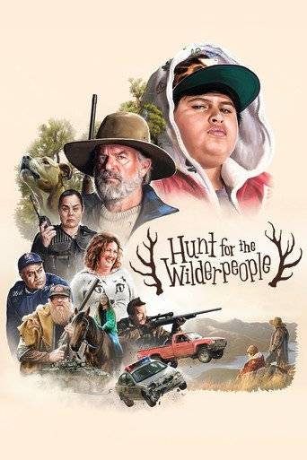 Hunt for the Wilderpeople (2016) ταινιες online seires oipeirates greek subs