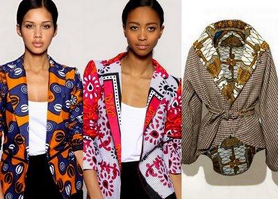 The Artsy Sisters Ankara Jackets Spice Up Your Life