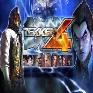download tekken 4 pc game full version free