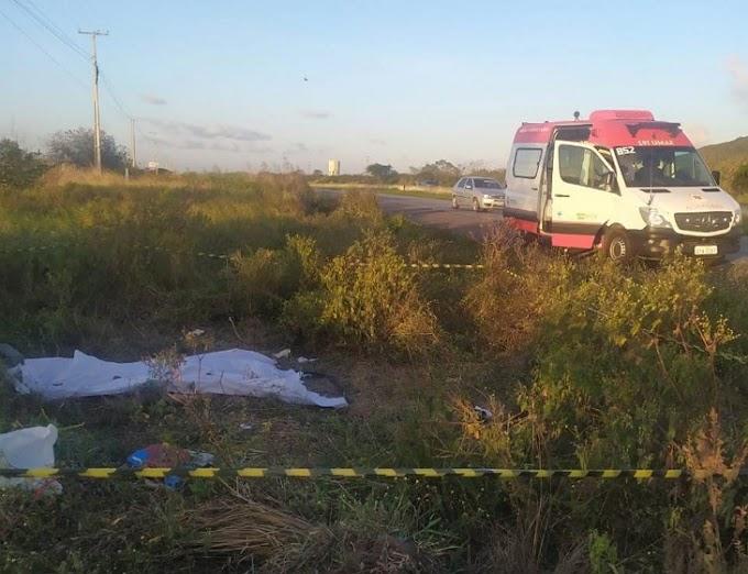Mulher que morava em carpina foi assassinada pelo esposo na zona rural de bezerros
