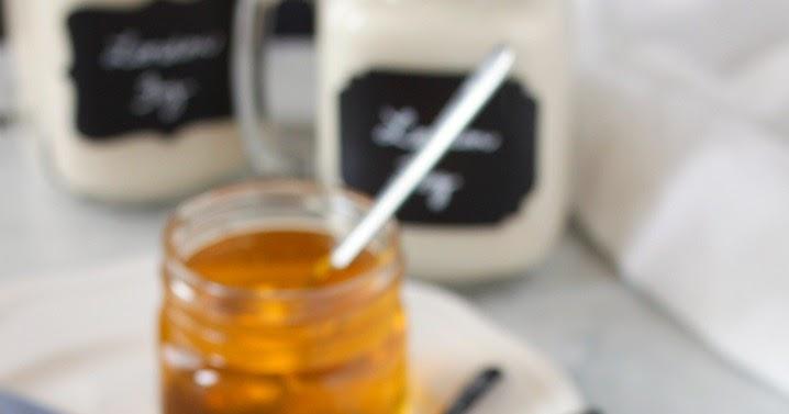 The Busy Baker Earl Grey Vanilla Tea Latte London Fog