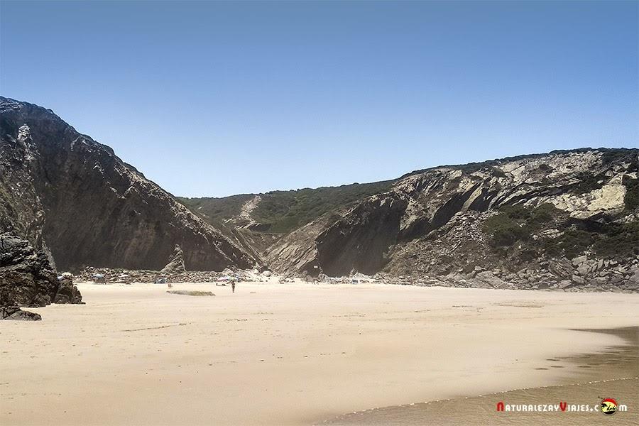 Nudismo Praia Adegas, Algarve