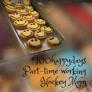 Blog With Friends, multiple projects based on the theme Happiness Happens Day | 100 Happy Days by Tamara of Part-time Working Hockey Mom | Presented on www.BakingInATornado