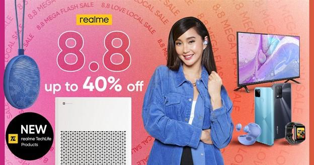 realme 8.8 Sale