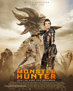 Monster Hunter 2020 Dual Audio ORG 720p WEBRip