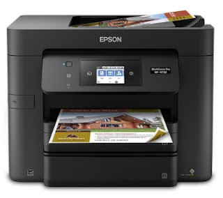 Epson WorkForce Pro WF-4730 Télécharger Pilote