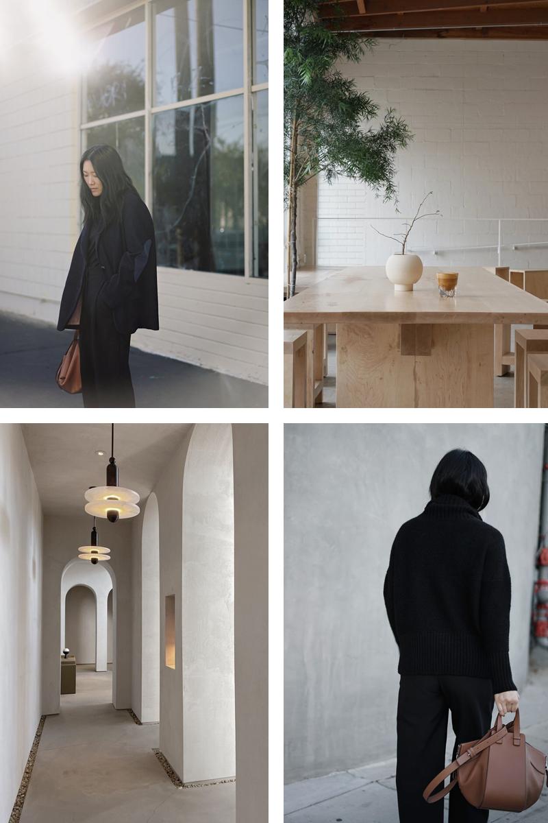 El estilo minimalista y sereno de ANDY HEART / Andy Heart´s minimalist and serene style  (@andyheart)