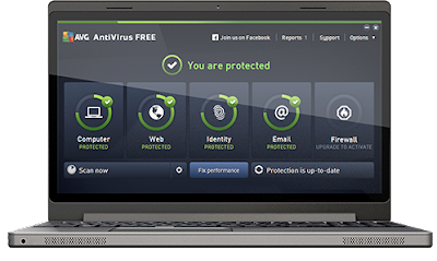 AVG Free Edition (32Bit / 64Bit)