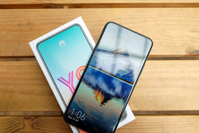 Patty Villegas - The Lifestyle Wanderer - Huawei - Y9 - Prime - 2019 - Review - Aesthetics - Front