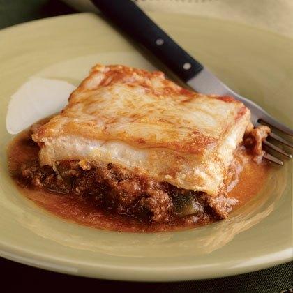 Helen's One-Skillet Lasagna Recipe