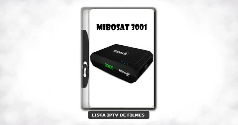 Mibosat 3001 Nova Atualização Correção SKS 61W V3.0.16