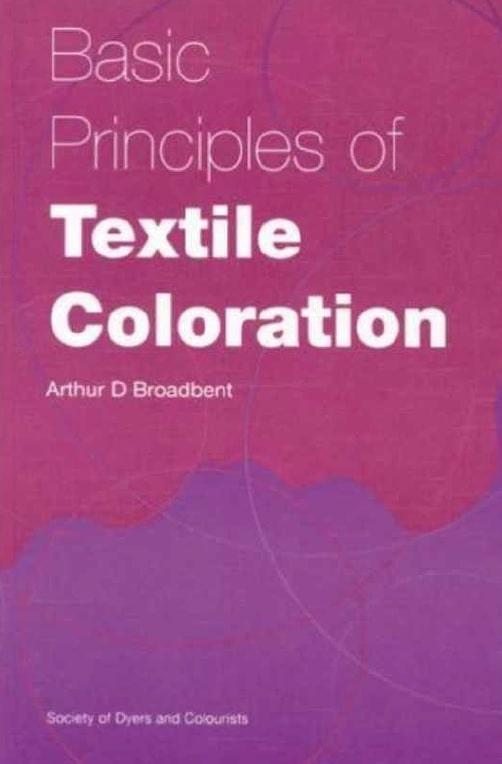 Basic Principles of Textile Coloration