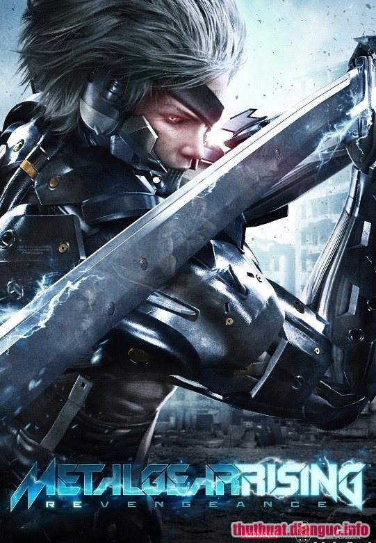 Download Game Metal Gear Rising: Revengeance – RELOADED