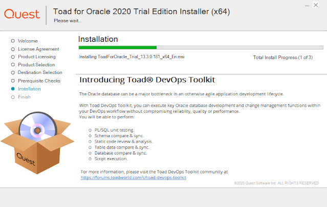 Langkah Mudah Cara Install Toad pada Windows