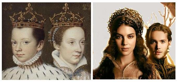 Tudor Faces: June 2014