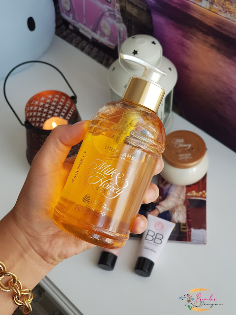 Oriflame Milk Honey Gold sıvı el sabunu