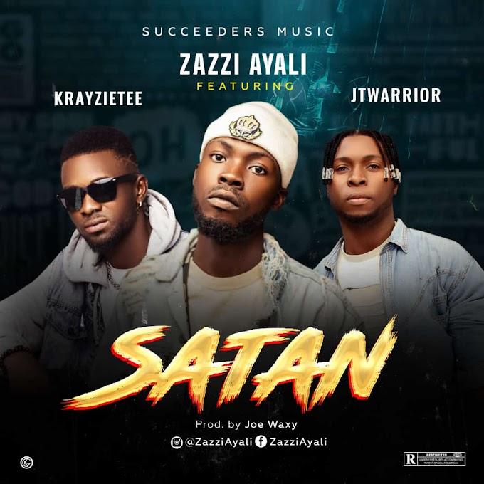 Music: Zazzi Ayali FT. JTWarrior and Krayzietee - Satan