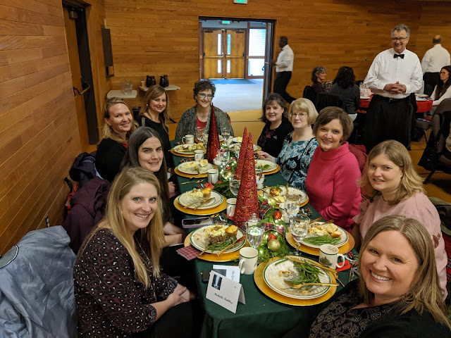 Ladies Church Luncheon