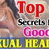Top 6 Secrets For Good Sexual Health | How To Maintain Healthy Sex Life - Sex Secrets