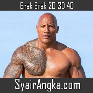 Erek Erek Menjadi Aktor 2D 3D 4D