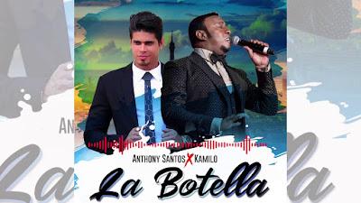 Antony Santos ft. Kamilo- La Btella