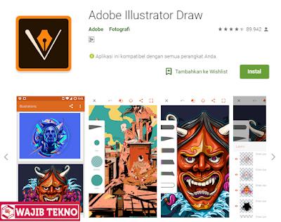 referensi aplikasi desain grafis di android