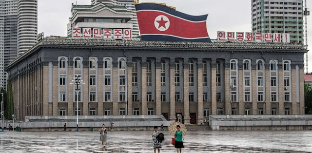 Dosen: Korea Utara Sudah Punya Kasus Corona Di Tiga Wilayah, Benarkah