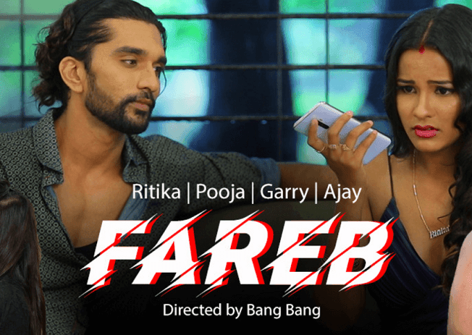 Fareb Hind Web Series (2020) Hootzy Channel: Cast, All Episodes Online, Watch Online