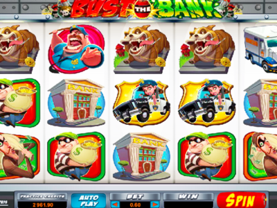 Bust the Bank Slots