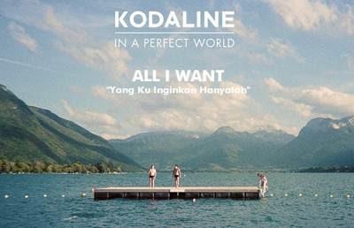 Makna Lagu Kodaline - All I Want : Kehilangan yang Menyakitkan