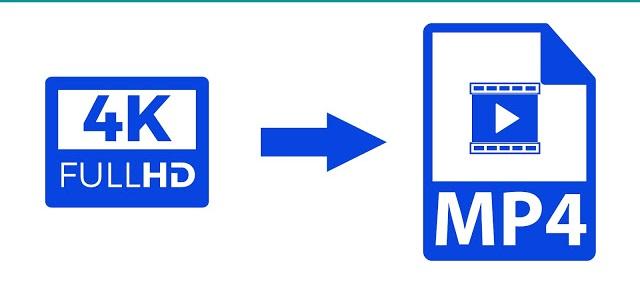 Aplikasi Terbaik untuk Mengkonversi video 4K ke MP4