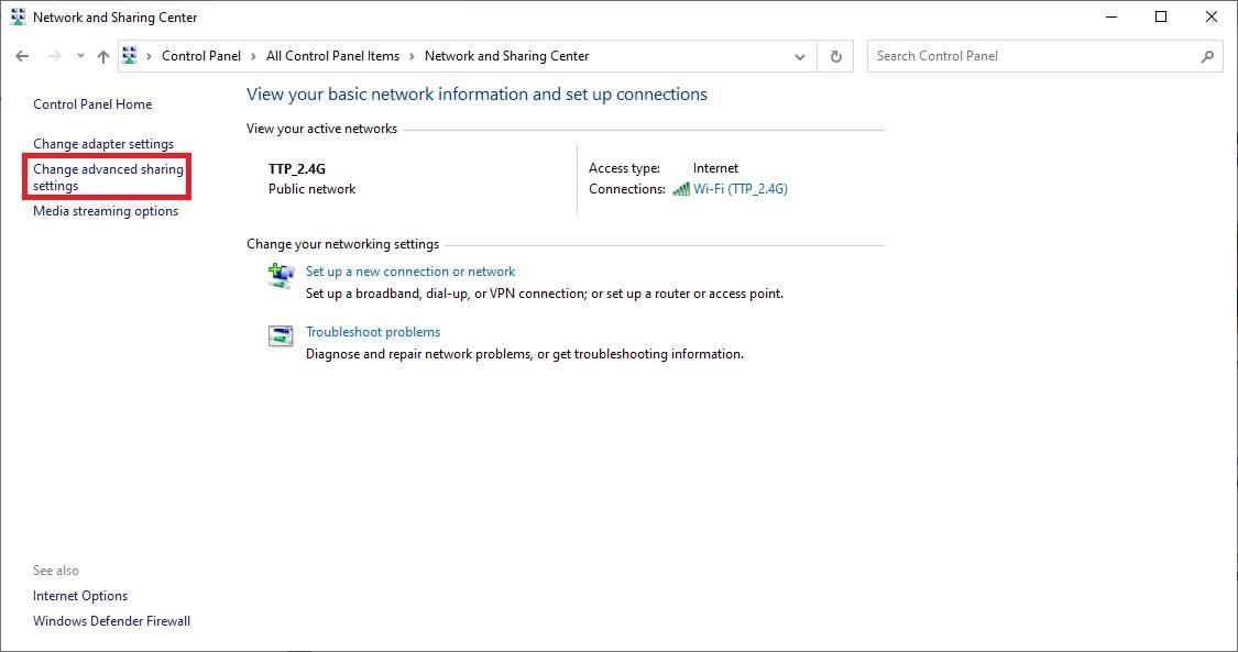 Cách chia sẻ folder qua mạng LAN trong Windows