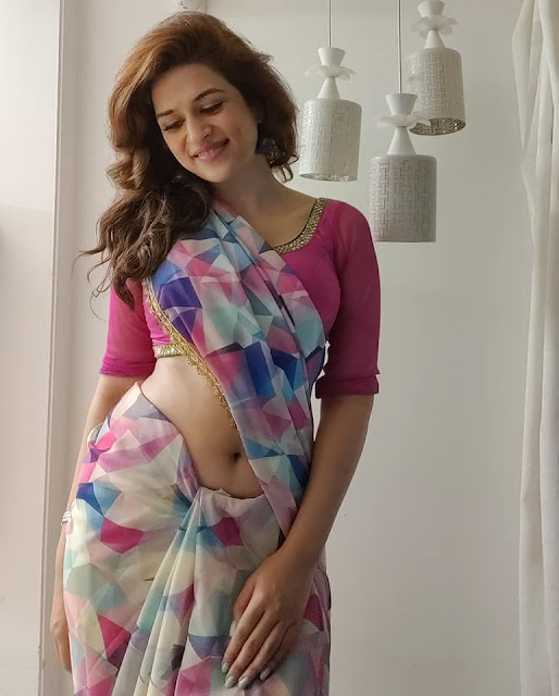 Actress Shraddha Das Hot Navel Photos Actress Trend
