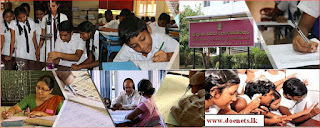 O/L Exam Results Release to www.doenets.lk