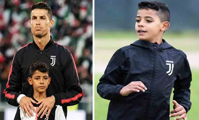 cristiano ronaldo jr son is in big trouble … and the Portuguese judiciary is chasing him