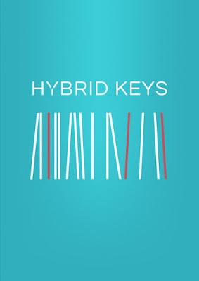 Cover da Kontakt Library Native Instruments - Hybrid Keys 2.0.1