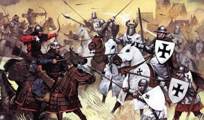 জালাল-আল-দীন: যার বীরত্বে থমকে গিয়েছিল দিগ্বিজয়ী চেঙ্গিস খান