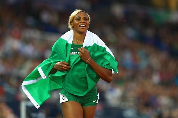 Okagbare wins gold for Nigeria at 1AAF World Challenge in Madrid