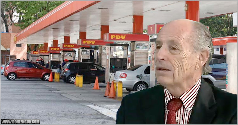 Toro Hardy anunció que la gasolina de 95 aumentó en 165.000 millones por ciento