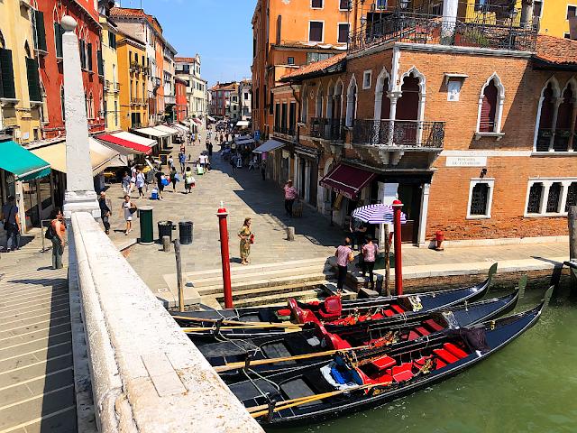 Jak to teď vypadá v Benátkách?, doba postcoronová