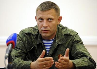 Захарченко пригрозив миротворцям ООН