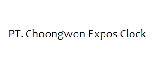 PT. Choongwon Expos Clock