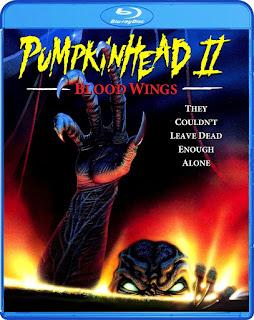 Pumpkinhead II: Alas de Sangre [BD25] *Con Audio Latino