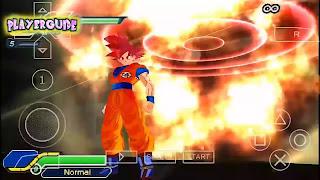 Dragon Ball Z budokai tenkaichi 3 PSP