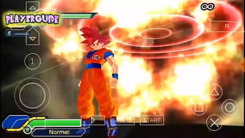 Dragon Ball Z Budokai TENKAICHI 3 PSP Mod