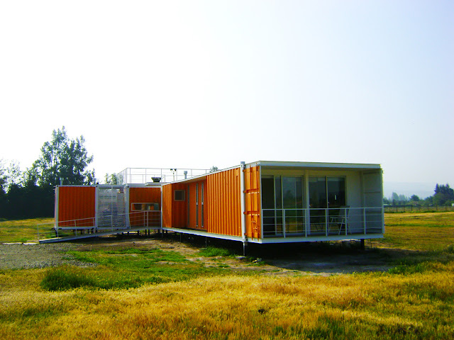 Earthquake-Resistant Modular Shipping Container Home 7