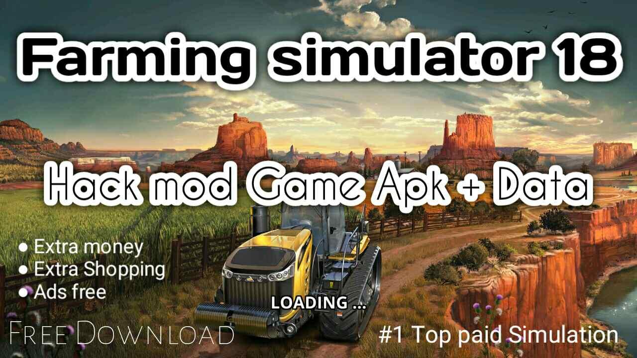 Farming simulator 18 apk indir   Farming Simulator 18 Mod