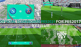 Images - PES 2017 Official Scoreboard PES 2021