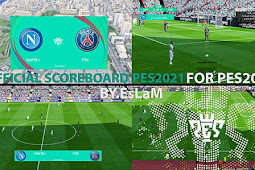 Official Scoreboard PES 2021 For - PES 2017