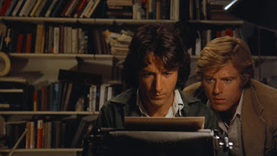 Dunia Sinema All the President's Men Woodward dan Bernstein